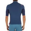 Bild 2 von UV-Shirt Surfen Top 500 kurzarm Herren blaugrau