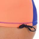 Bild 4 von UV-Shirt Surfen Top 500 kurzarm Damen violett/rosa bedruckt