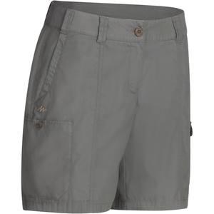 Shorts Backpacking Travel 100 Damen grau