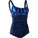 Bild 1 von Badeanzug Aquagym figurformend Mary Fici Damen blau