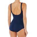 Bild 4 von Badeanzug Aquagym figurformend Mary Fici Damen blau