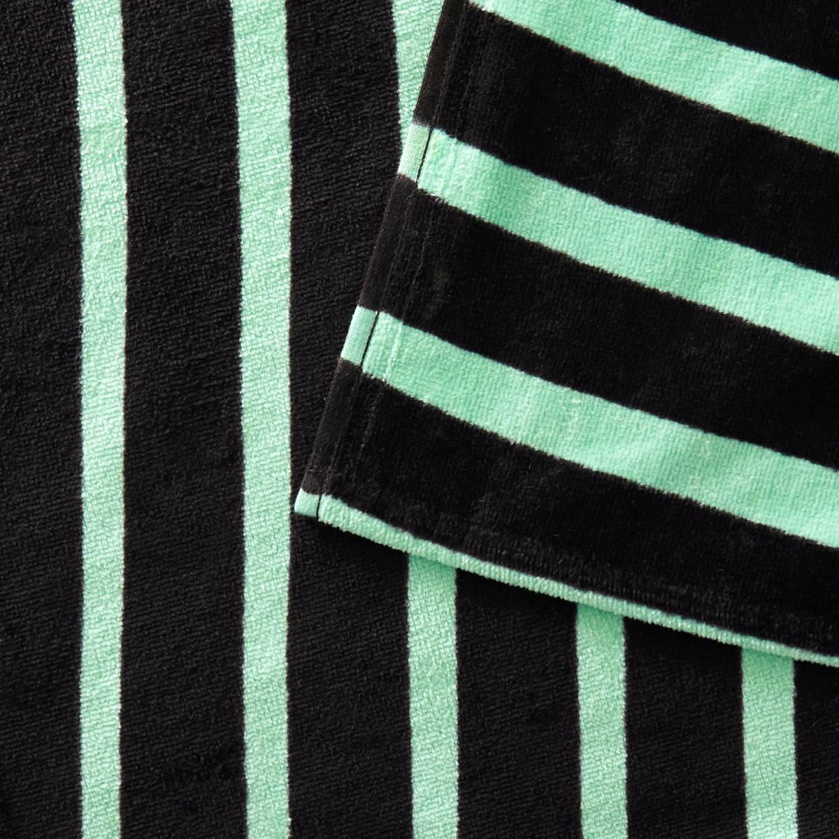 Bild 3 von Strandhandtuch Basic L Print Geo 145×85cm grün