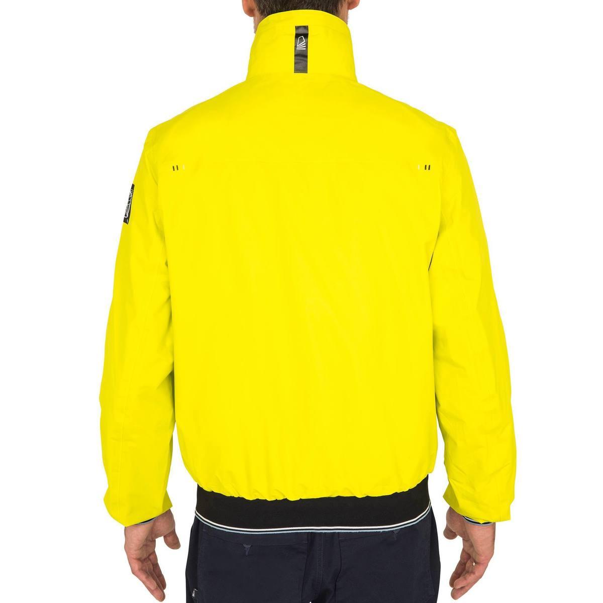 Bild 4 von Segeljacke Blouson Race 100 Herren gelb