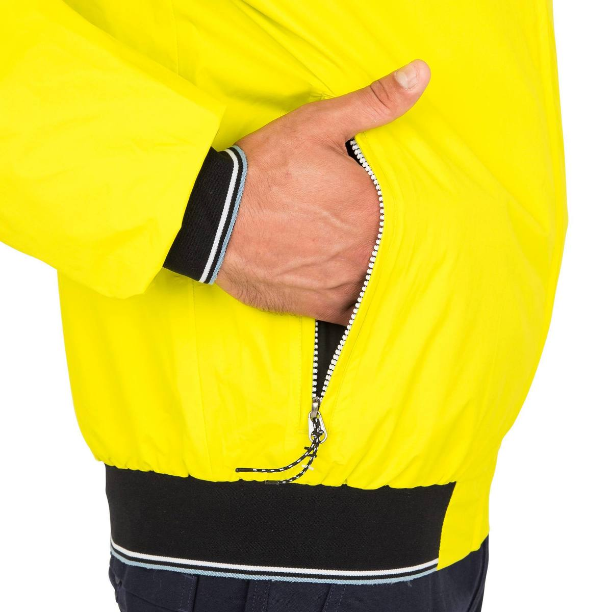 Bild 5 von Segeljacke Blouson Race 100 Herren gelb