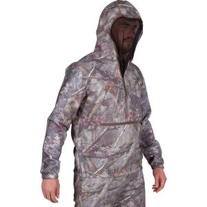 JAGDJACKE MÜCKENSCHUTZ ACTIKAM-B camouflage braun