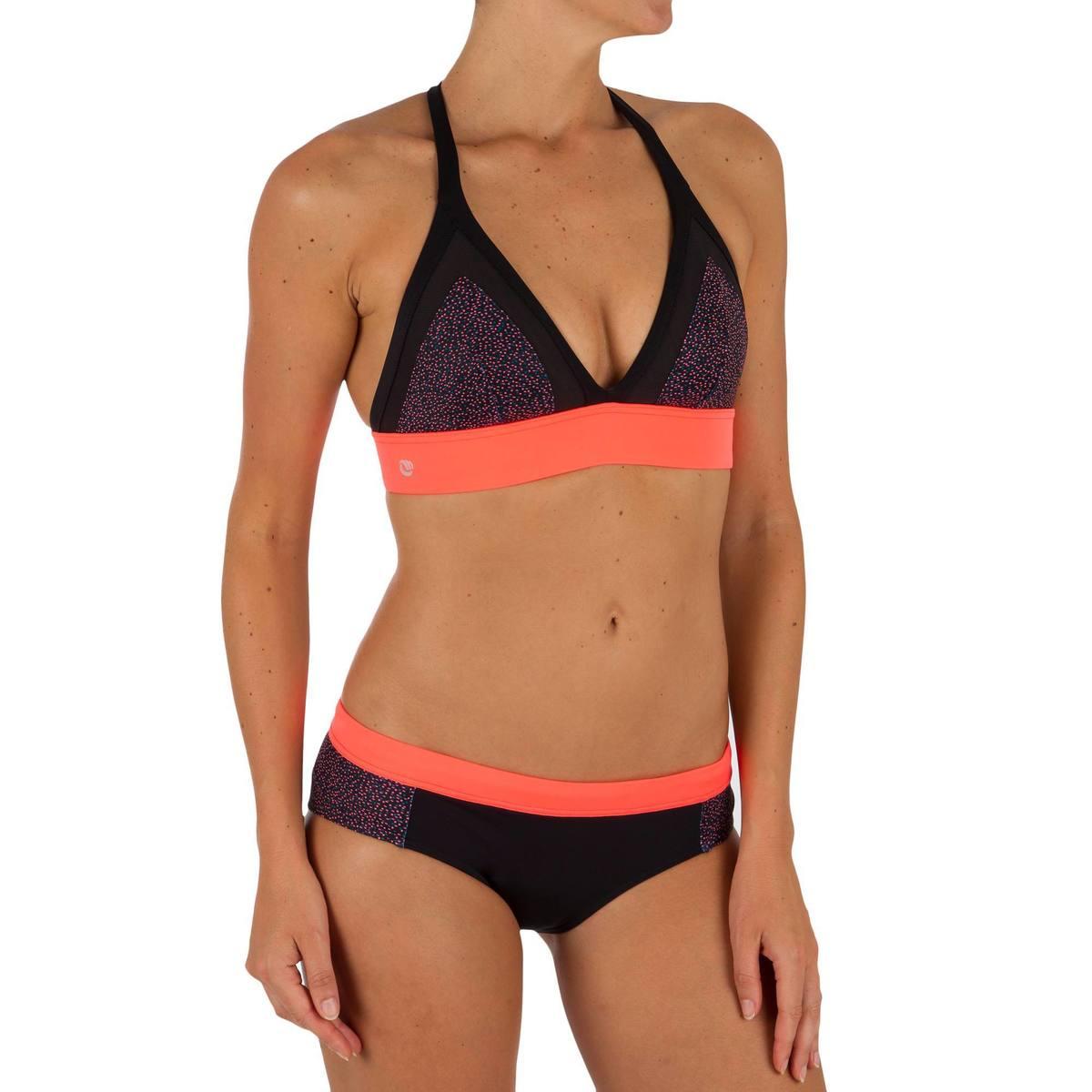 Bild 5 von Bikini-Oberteil Bustier Isa Shine Surfen Damen