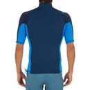Bild 2 von Thermo-Shirt kurzarm UV-Schutz 900 Fleece Herren blau