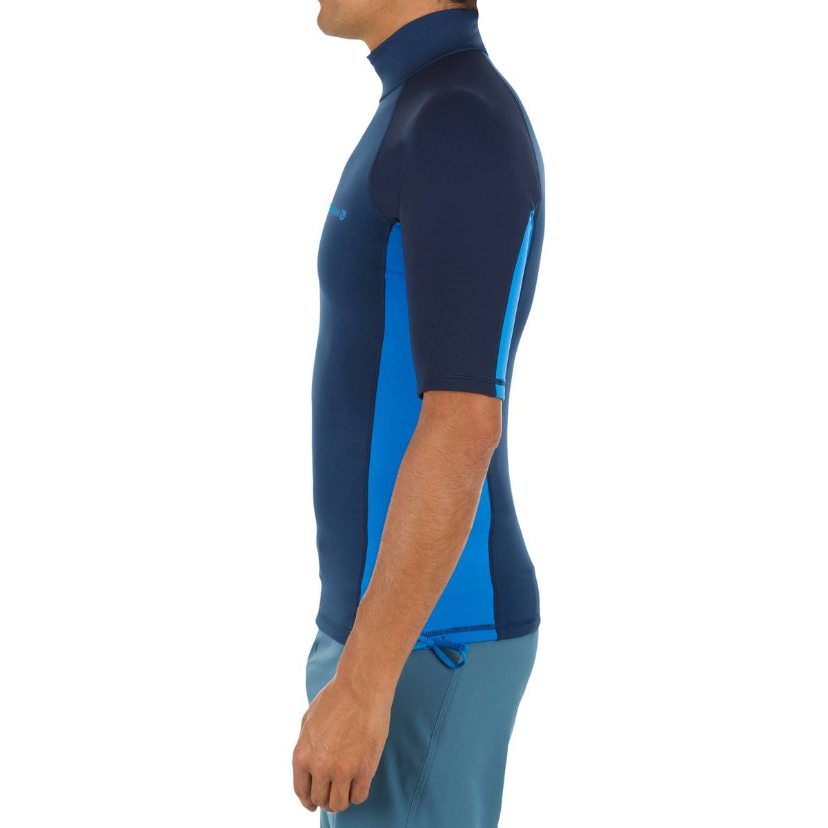 Bild 3 von Thermo-Shirt kurzarm UV-Schutz 900 Fleece Herren blau