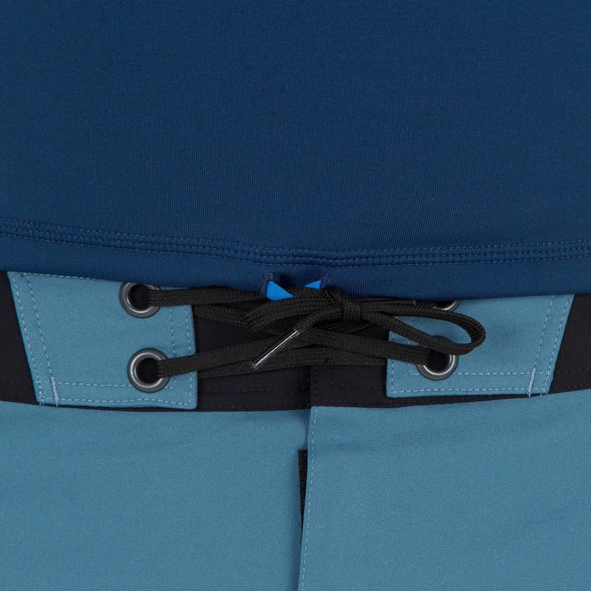Bild 4 von Thermo-Shirt kurzarm UV-Schutz 900 Fleece Herren blau