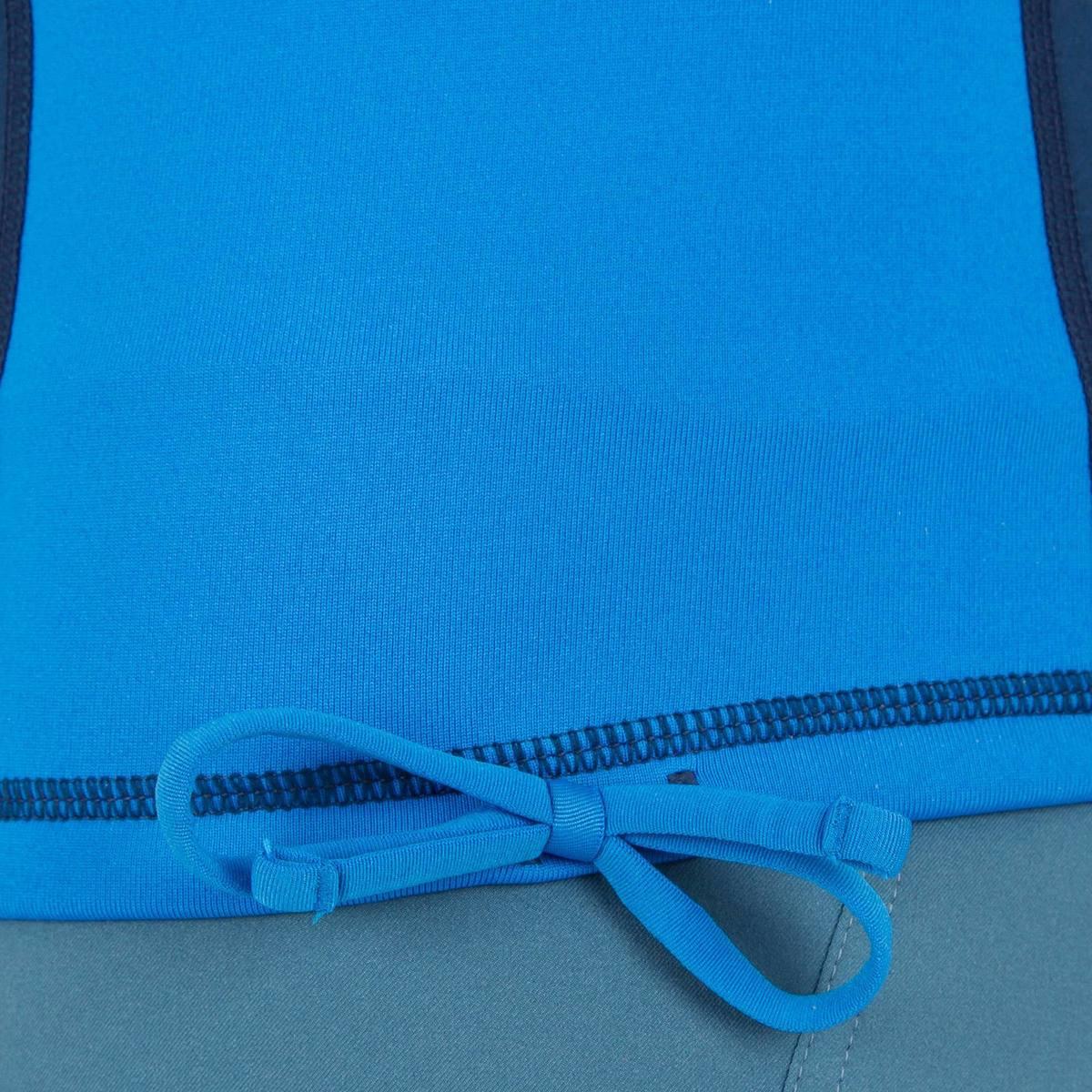 Bild 5 von Thermo-Shirt kurzarm UV-Schutz 900 Fleece Herren blau