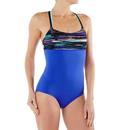 Bild 1 von Badeanzug Aquafitness ultra-chlorresistent Meg Stri Damen blau
