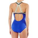Bild 2 von Badeanzug Aquafitness ultra-chlorresistent Meg Stri Damen blau