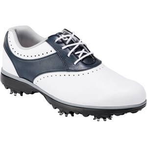 Golfschuhe Emerge Damen weiß/marineblau