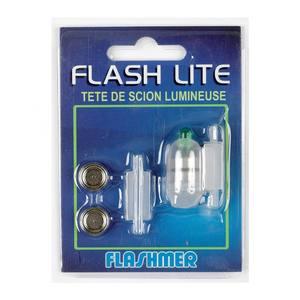 Flash Lite grün für die Rutenspitze