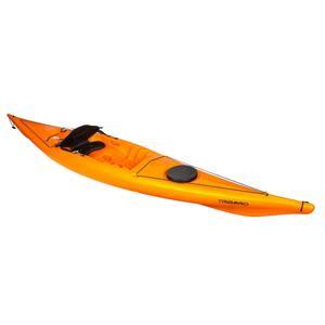 Kajak Hartschale RK500-1 Sitzer Touring orange
