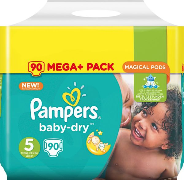 Netto Pampers