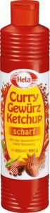 Hela Curry Gewürzketchup scharf 800 ml