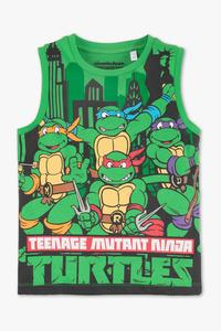 Ninja Turtles - Suntop - Bio-Baumwolle