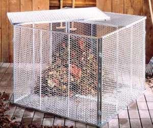 Kompostsilo