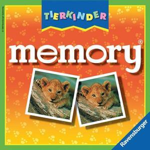 Ravensburger Tierkinder Memory