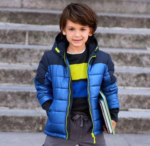 Kids Jungen-Jacke in coolem Design