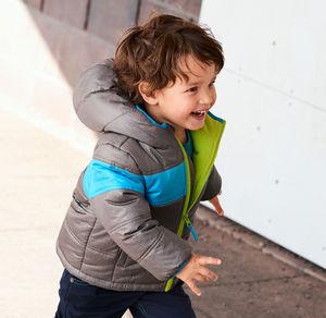 Liegelind Baby-Jungen-Jacke in modernem Design