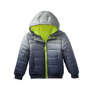 Kids Jungen-Jacke mit grauem Farbverlauf