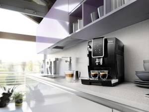 Kaffeevollautomat DeLonghi ECAM 350.15.B - Dinamica 0132221000 Schwarz