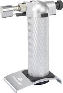 Gasbrenner TOOLCRAFT 1300 °C 90 min