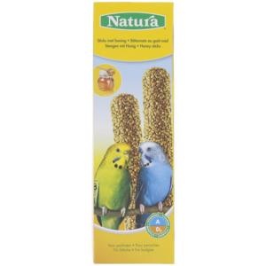 Natura sticks wellensittich