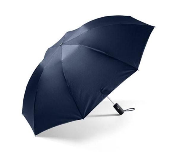 Wende-Taschenregenschirm