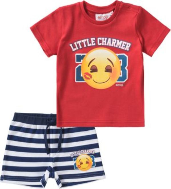 emoji Baby Schlafanzug Gr. 98