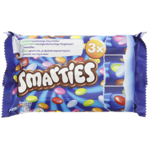 Smarties Schokolade Nestlé