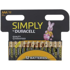 Duracell Batterie AAA