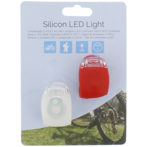 Fahrradbeleuchtung mit LED