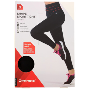 Redmax modellierende Sporthose