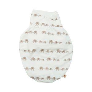 ERGOBABY®   Puck-Mich-Sack Swaddler Single elephant