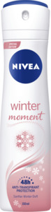 NIVEA Deo Spray Antitranspirant winter moment