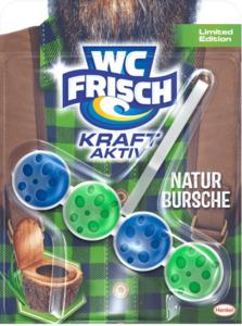WC-Frisch WC-Reiniger Kraft Aktiv Naturbursche Limited Edition