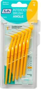 TePe Interdentalbürste Angle gelb 0,7mm ISO 4