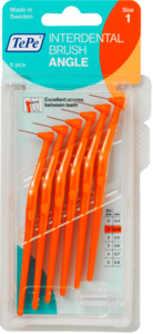 TePe Interdentalbürste Angle orange 0,45mm ISO 1