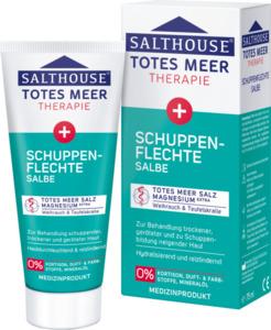 Salthouse Pflegecreme Totes Meer Therapie Schuppenflechte Salbe