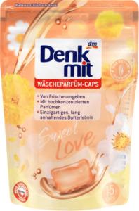Denkmit Wäscheparfüm-Caps Sweet Love