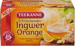 Teekanne Ingwer-Tee Orange (18x1,8g)