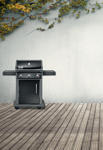 weber Spirit E-310 Original Black