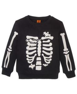 Sweatshirt - leuchtet im Dunkeln