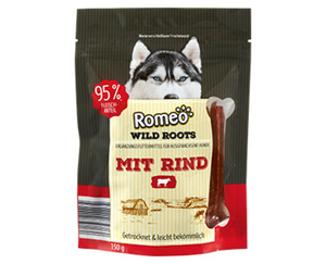 Romeo Wild Roots Snacks