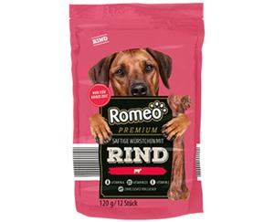 RomeoPremium Fleischsnacks