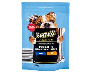 RomeoPremium Hühnchensnacks