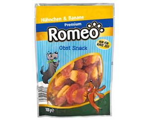 RomeoPremium Obst-oder Gemüse-Snack